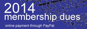 2014 membership dues