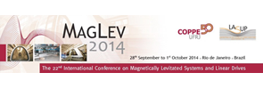 International Conference on Magnetically Levitated Systems and Linear Drives (MAGLEV)  @ Rio | Rio de Janeiro | Brazil