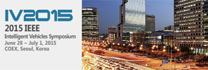 The Intelligent Vehicles Symposium (IV2015) @ COEX | Seoul | South Korea